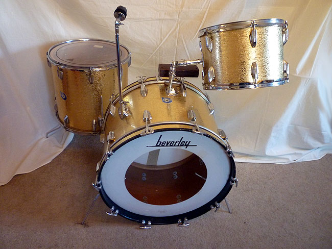 The Beverley Drum Kit 2009